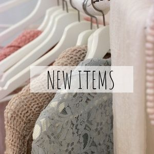 Accessories - New Items Added!